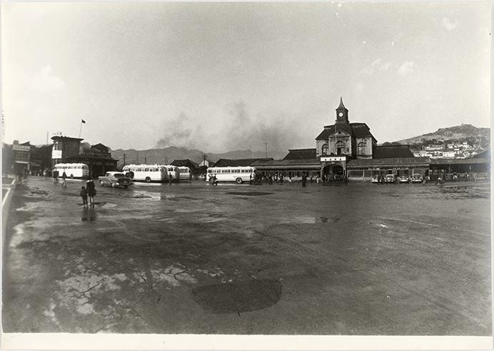 Keelung Train Station