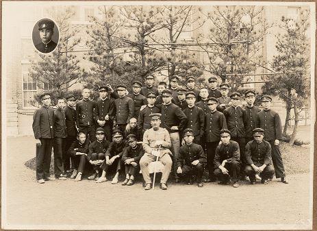 臺灣總督府臺北第二師範學校-學生照相簿 照片33