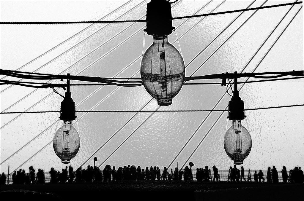 黃昏的漁人碼頭