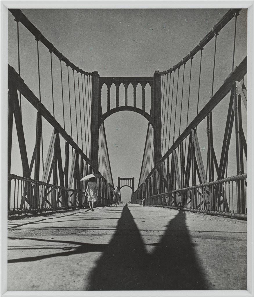 《光復橋》,臺北 1947