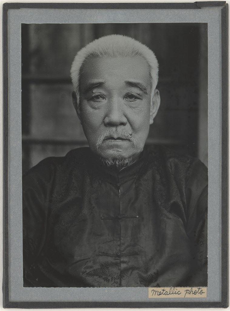 白髮老者 1940-50