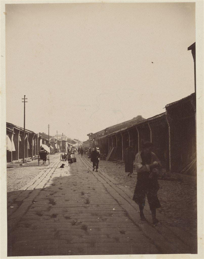 十九世紀蛋白版相紙(18):臺北