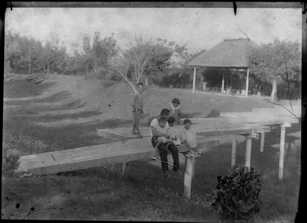 臺灣早期玻璃版底片