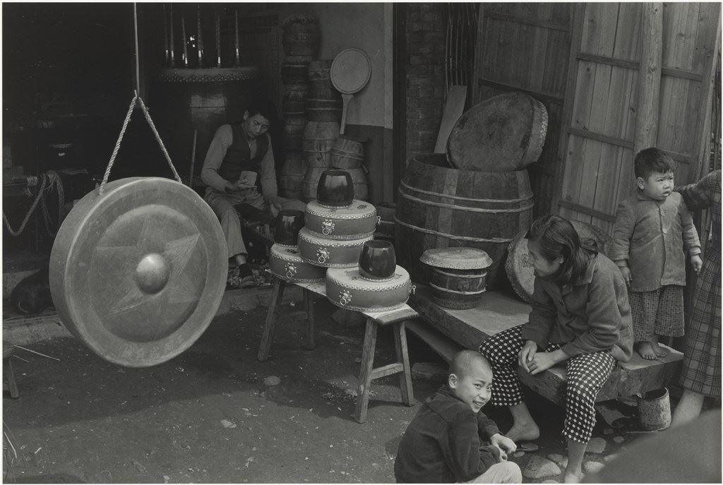 1956 鑼鼓之家